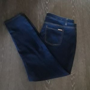 Michael Kors SZ 20W Ava super skinny stretch jeans